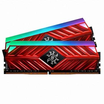 ADATA XPG DDR4 16G PC4-25600 CL16 SPECTRIX D41 크림슨 레드 (8Gx2)