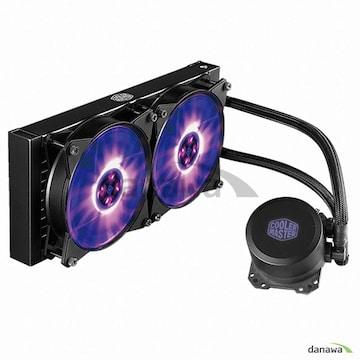 쿨러마스터 MASTERLIQUID ML240L RGB