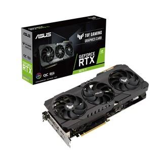 ASUS TUF Gaming 지포스 RTX 3070 Ti O8G OC D6X 8GB_이미지