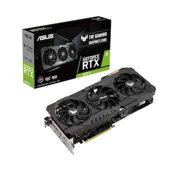 ASUS TUF Gaming 지포스 RTX 3070 Ti O8G OC D6X 8GB