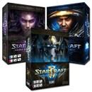 스타크래프트 2 자유의 날개 + 군단의 심장 + 공허의 유산 합본 패키지 PC