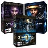 스타크래프트 2 자유의 날개 + 군단의 심장 + 공허의 유산 합본 패키지 PC 일반판