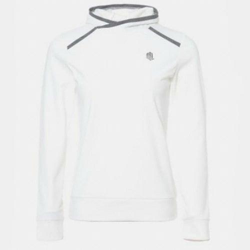 빈폴골프 여성 기모 미니 후드 티셔츠 BJ9941L520_이미지