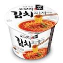 오모리 김치찌개 라면 150g