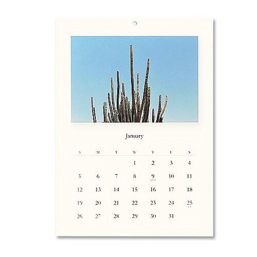 그린디자인웍스공장 2020 Calendar The joy of travel_이미지