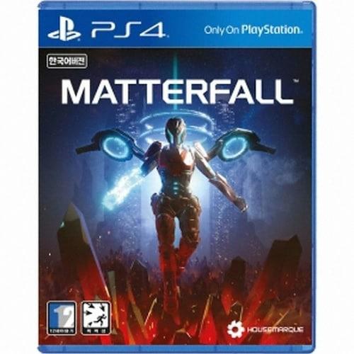 매터폴 (MATTERFALL) PS4 한글판,일반판_이미지