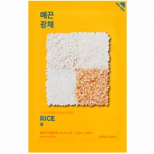 엔프라니 홀리카홀리카 퓨어 에센스 쌀 마스크시트 (1매)_이미지