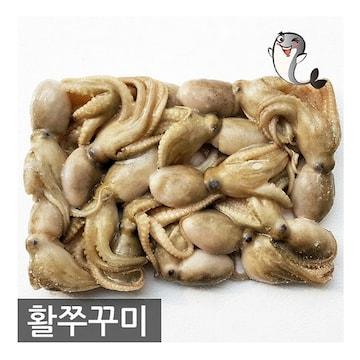 BANGKOK SEAFOOD 냉동 활쭈꾸미 10~14개(마리) 1kg(1개)
