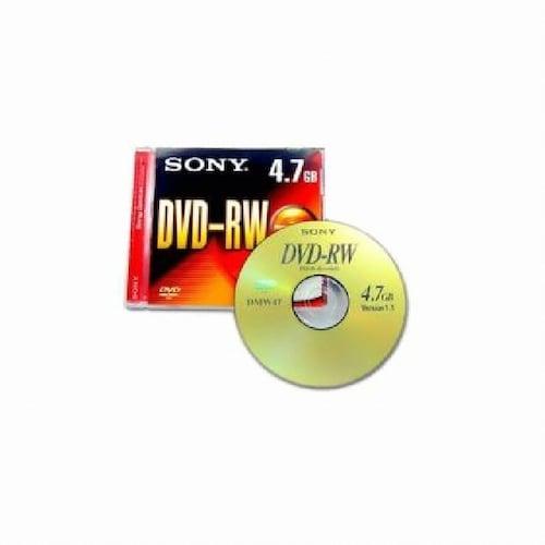 SONY DVD-RW 4.7GB 2x 쥬얼 (1장)_이미지