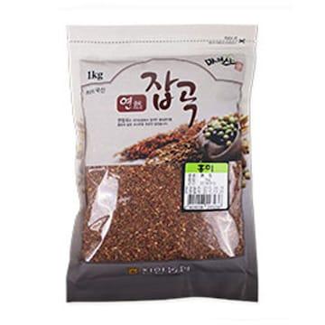 진안농협  연잡곡 홍미 1kg (1개)