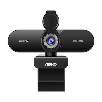 ABKO APC920W QHD Wide Angle 웹캠