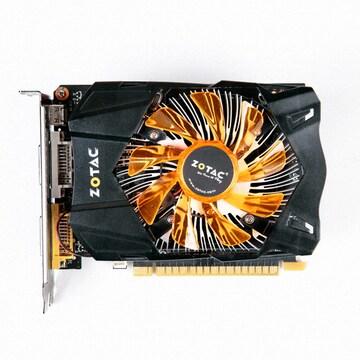 ZOTAC 지포스 GTX750 D5 1GB (중고)