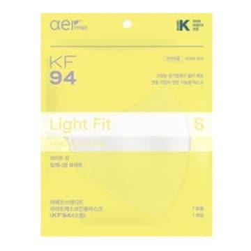 씨앤투스성진 아에르 라이트핏 KF94 소형
