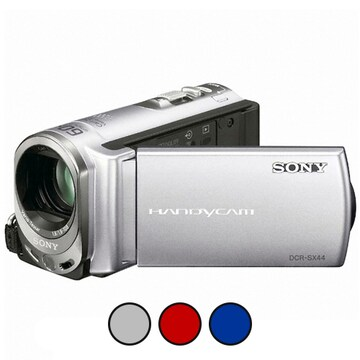 SONY HandyCam DCR-SX44 (배터리 패키지)_이미지