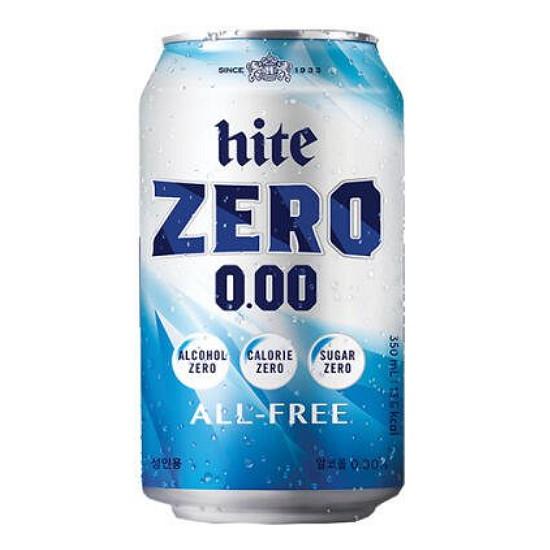 하이트진로음료 하이트제로 355ml(24개)