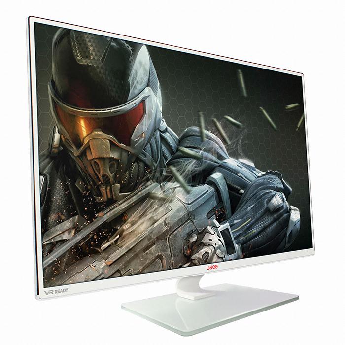 제이씨현 UDEA LOOK 320 i-GAMING HDMI 유케어 강화유리