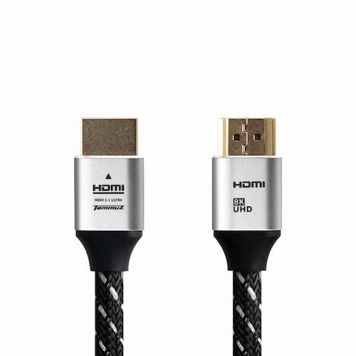 타무즈  ULTRA IRON GRAY HDMI v2.1 케이블(3m)