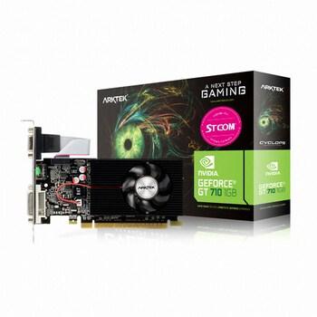 ARKTEK 지포스 GT710 D3 1GB
