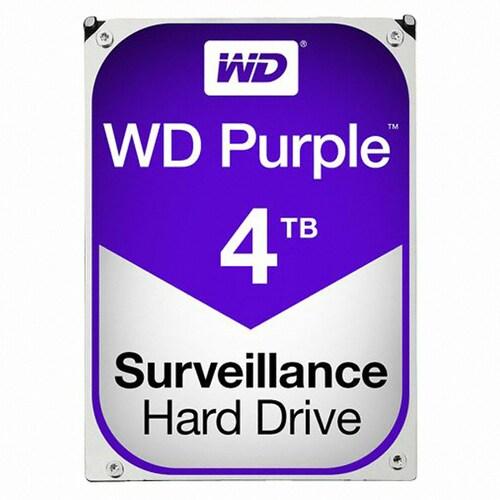 WD 4TB PURPLE WD40PURX (SATA3/5400/64M)
