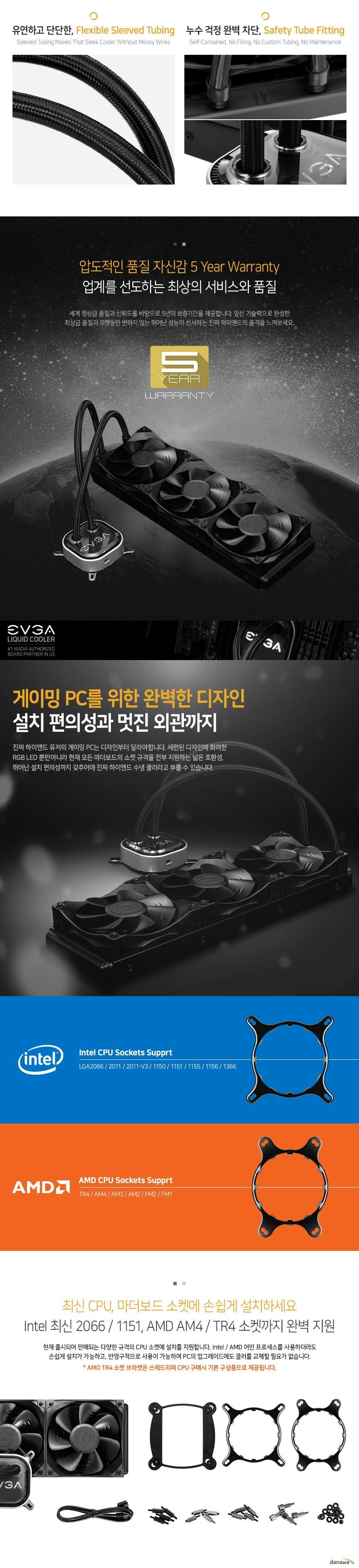 EVGA  CLC 360 Liquid