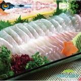 제주안심밥상 제주광어회 한마리세트 (1개)