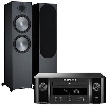 마란츠 M-CR612 + 모니터오디오 BRONZE500