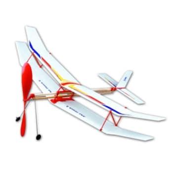 신성사이언스 쌍날개 고무동력기 S-2