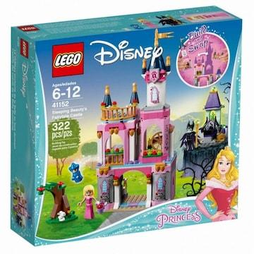 레고 디즈니 잠자는 숲속의 공주 오로라의 캐슬 (41152) (정품)