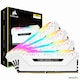 CORSAIR DDR4 64G PC4-25600 CL16 VENGEANCE PRO RGB WHITE (16Gx4)