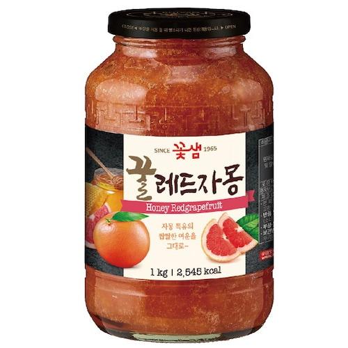 꽃샘식품 꿀레드자몽 1kg (2개)_이미지