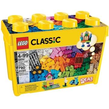 레고  클래식 라지 조립 박스 (10698) (정품)