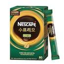 수프리모 디카페인 커피믹스 80T