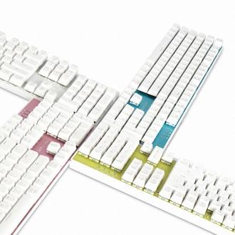 한성컴퓨터 GTune MKF14S XRGB Color Edition (핑크, 청축)_이미지