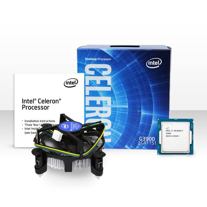 인텔 셀러론 G3900 (스카이레이크) (정품)