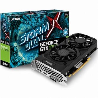 이엠텍 XENON 지포스 GTX1050 Ti STORM X Dual OC D5 4GB_이미지