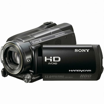 SONY HandyCam HDR-XR520 (중고품)_이미지
