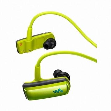 SONY Walkman NWZ-W250 Series NWZ-W252 라임그린 2GB_이미지