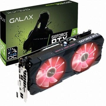 갤럭시 GALAX 지포스 RTX 2060 SUPER EX BLACK OC D6 8GB