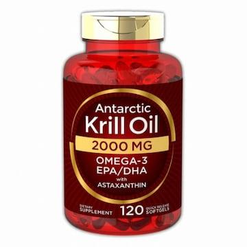 칼라일 크릴 오일 120캡슐(1개)