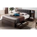 금성침대 베드리움 비욘드(B5304) 서랍형 침대+협탁 퀸 (Q)