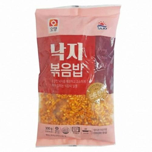 오양식품  낙지 볶음밥 300g (1개)_이미지
