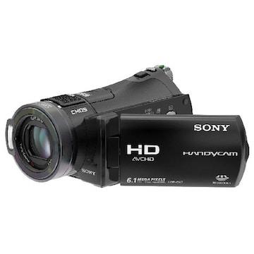 SONY HandyCam HDR-CX7K (중고품)_이미지