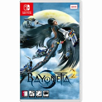 Nintendo  베요네타 2 (Bayoneta 2) SWITCH (영문/일본어판,일반판)