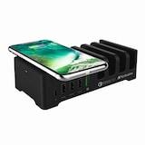 버바팀 USB-PD/QC3.0 55W 5포트 충전기