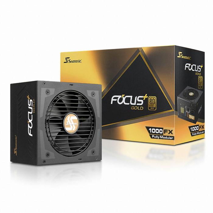 시소닉 FOCUS PLUS Gold SSR-1000FX Full Modular
