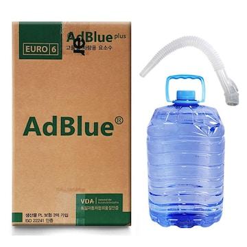 금성이엔씨  애드블루플러스 요소수 10L (2개)