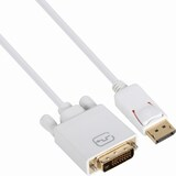 강원전자 NETmate DisplayPort 1.2 to DVI 케이블(2m, NMC-DPD2)