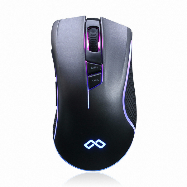 MAXTILL TRON G41 RGB GAMING MOUSE (다크그레이)