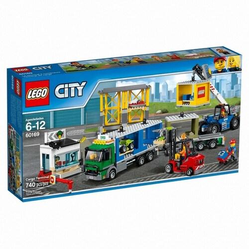 시티 화물 터미널 (60169)