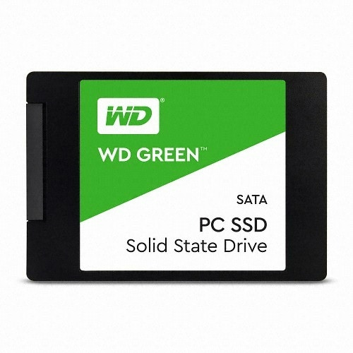 WD Green SSD (120GB)